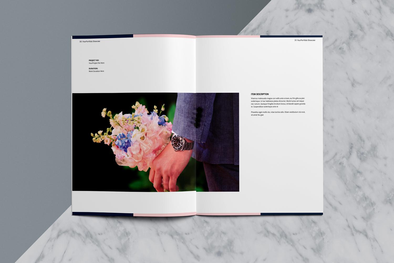 Designer Portfolio-48 Pages example image 18