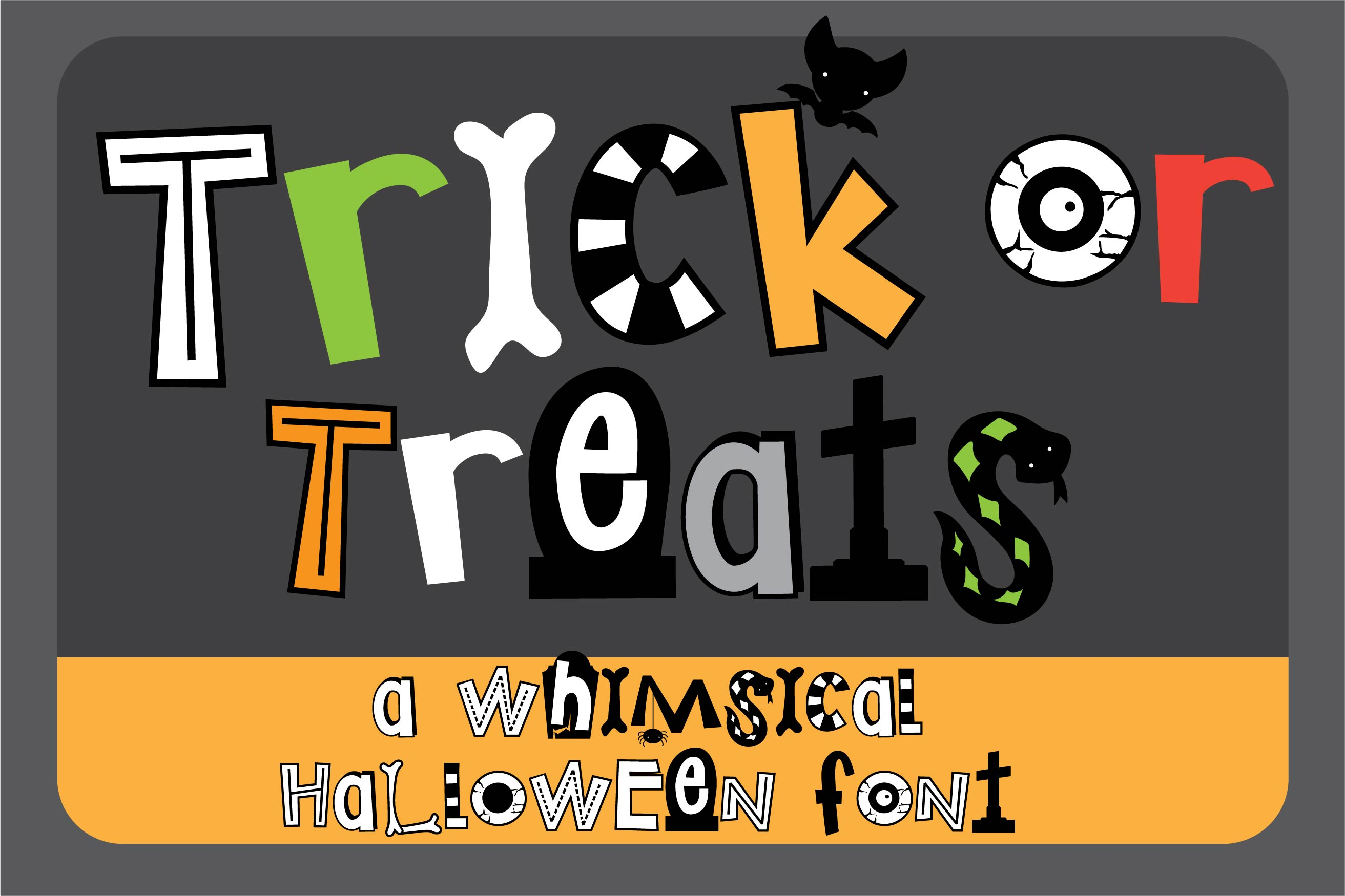 PN Trick or Treats example image 1