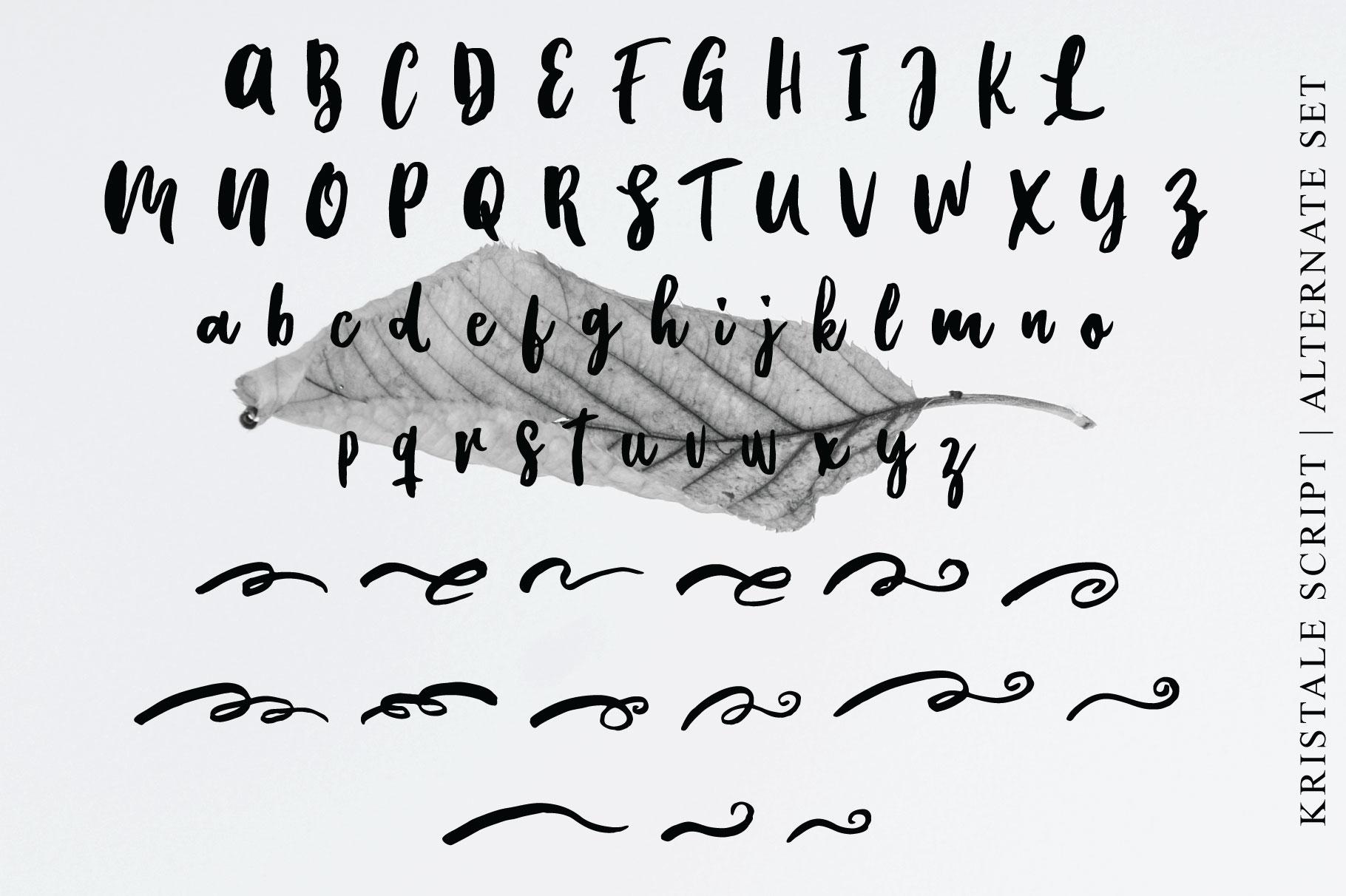 Kristale script example image 6