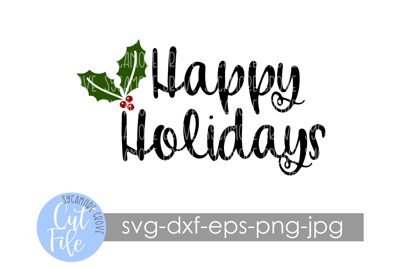 Very Merry Christmas Bundle SVG example image 7