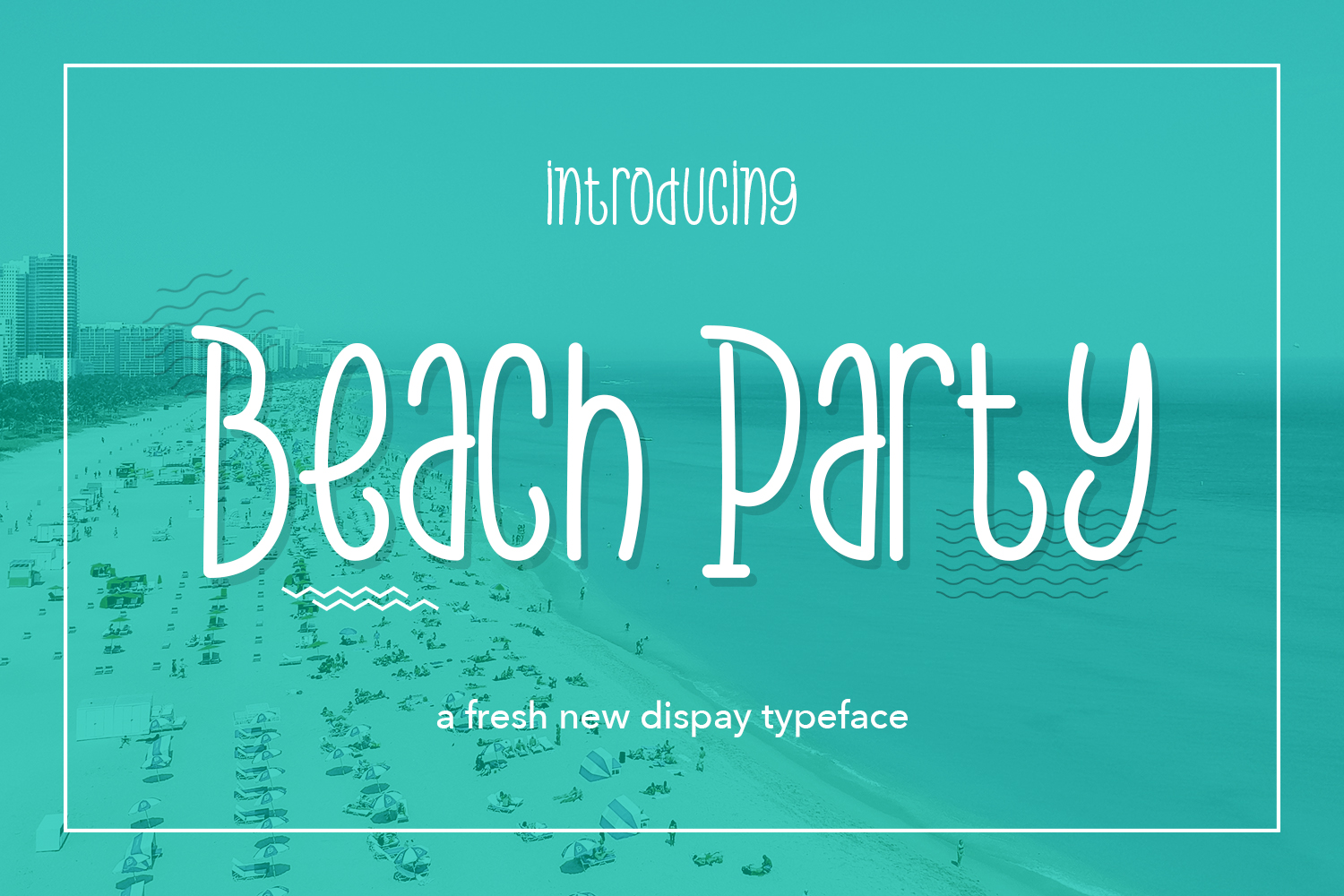 Beach Party example image 1