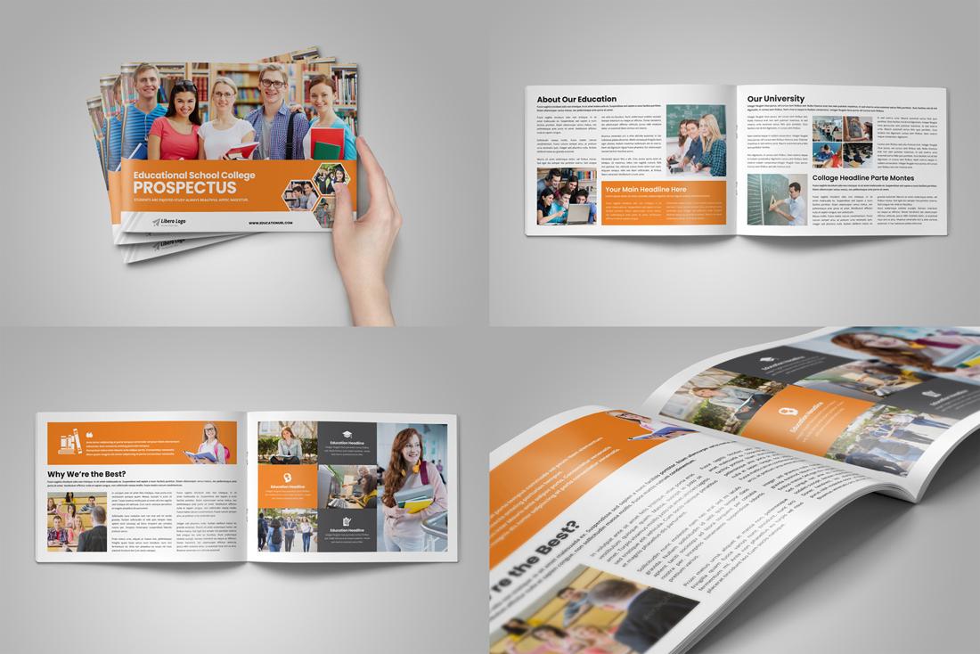 Education Brochure Bundle v2 example image 8