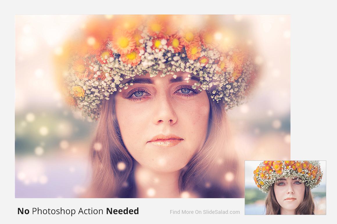 Soft Focus Photoshop Mock-ups example image 10