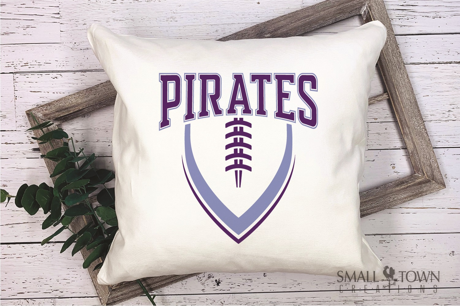 Pirate, Football, Sports, Design, Logo, PRINT, CUT, DESIGN example image 4