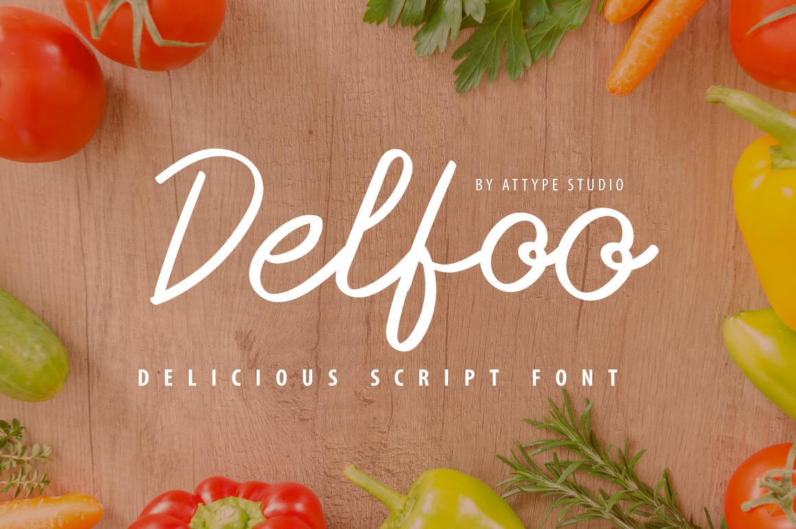 Delfoo example image 1