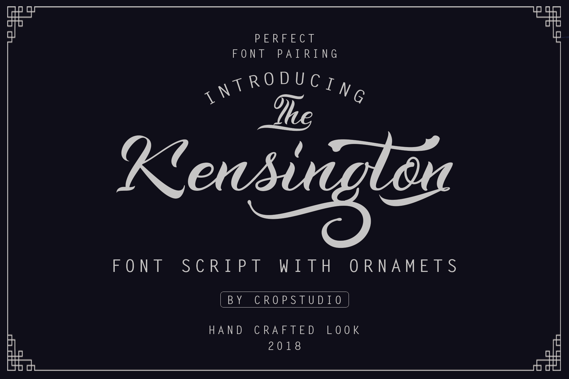 Kensington example image 1