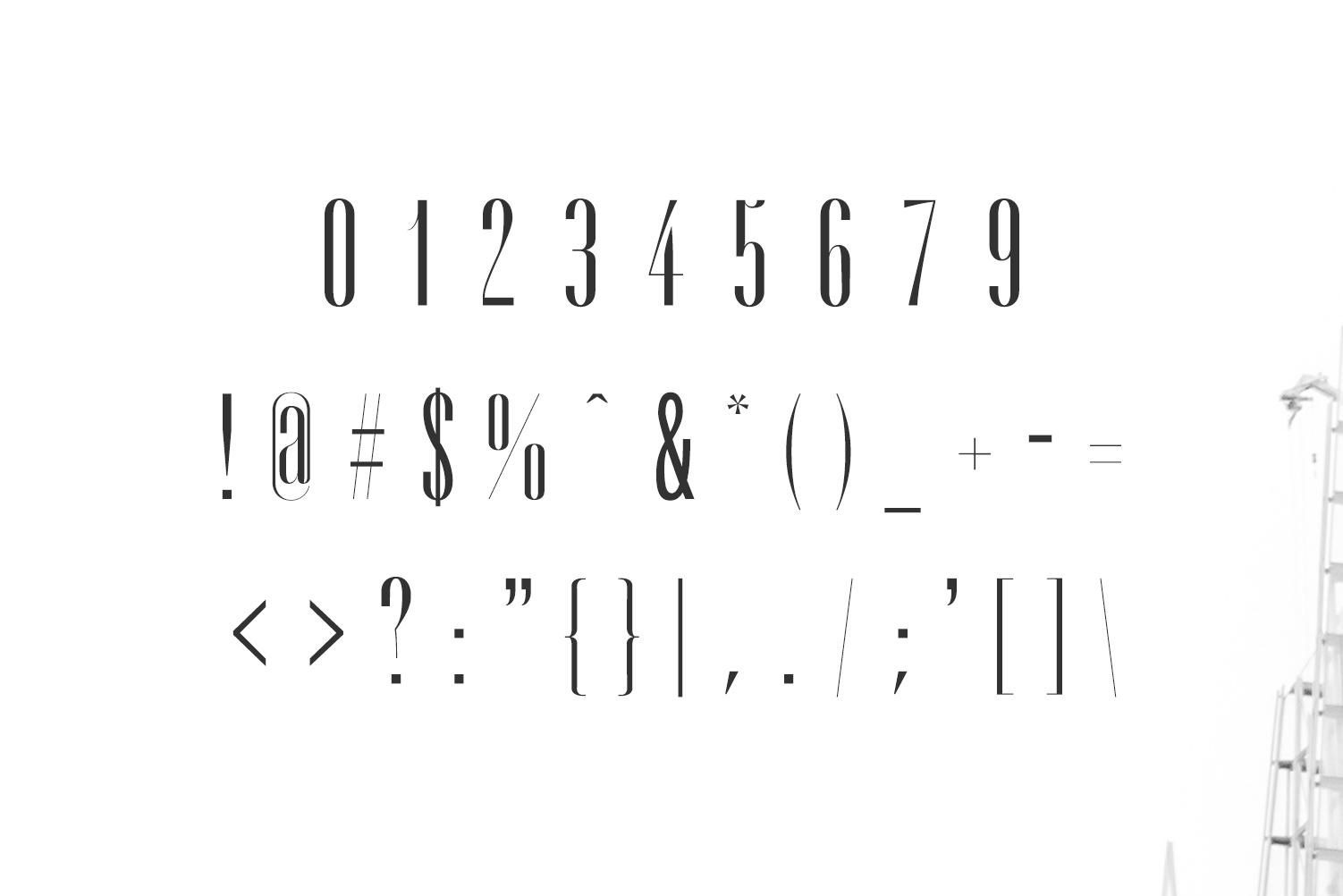 Devasia Sans Serif Font Family Pack example image 3