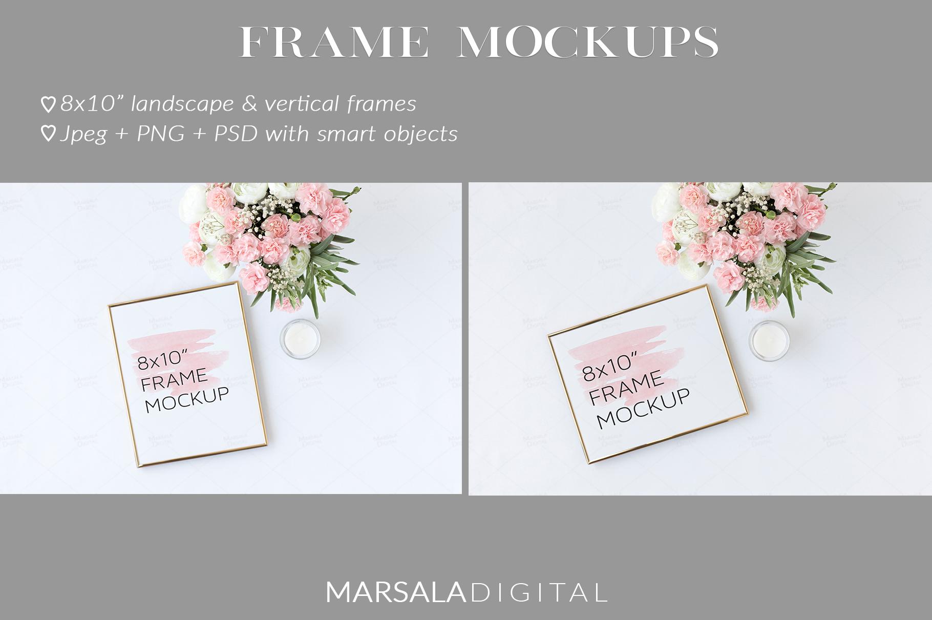 Ultimate Wedding Mockup Bundle example image 13