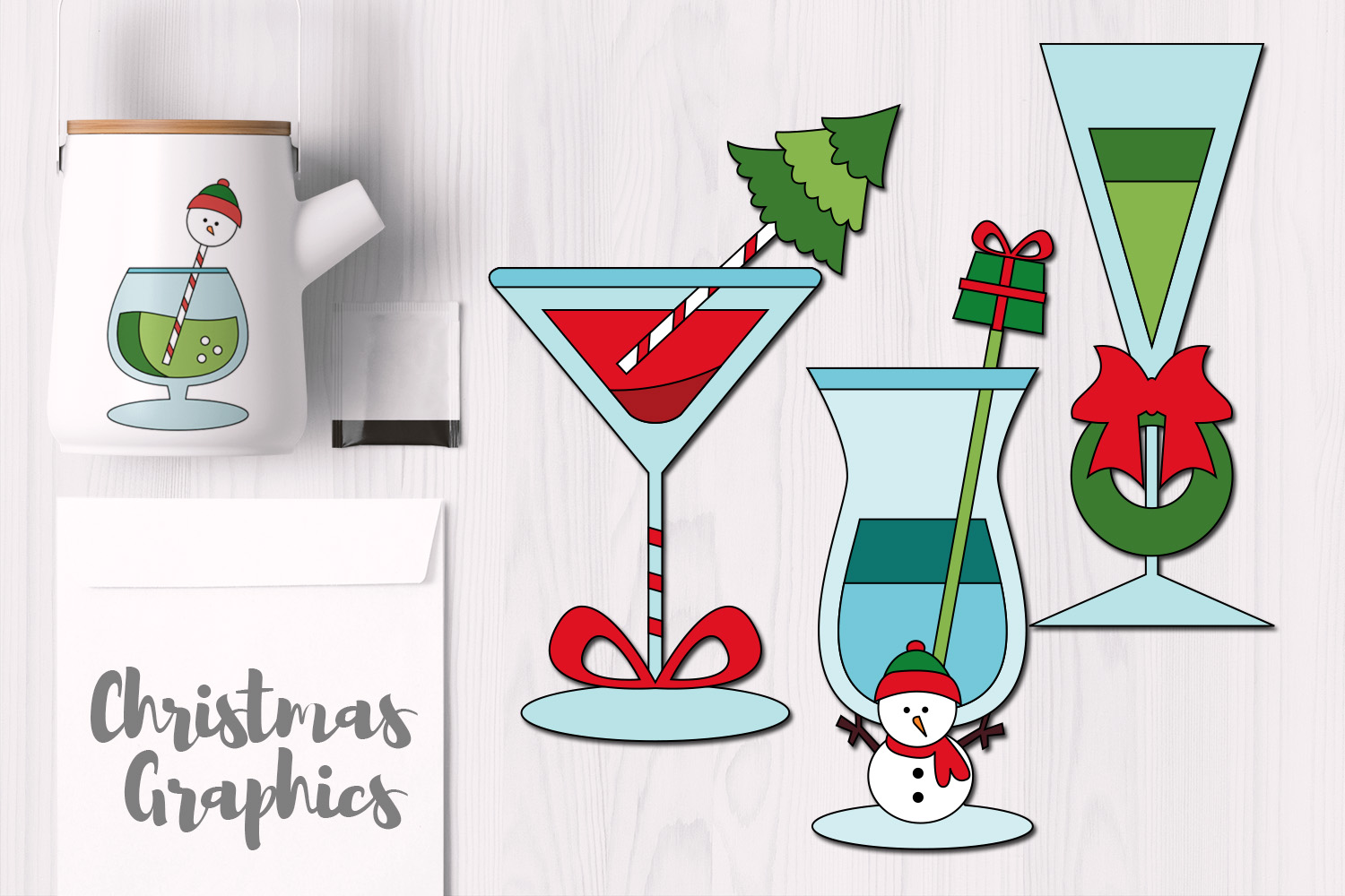 Christmas Cocktails example image 1