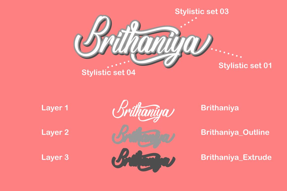 Brithaniya example image 3
