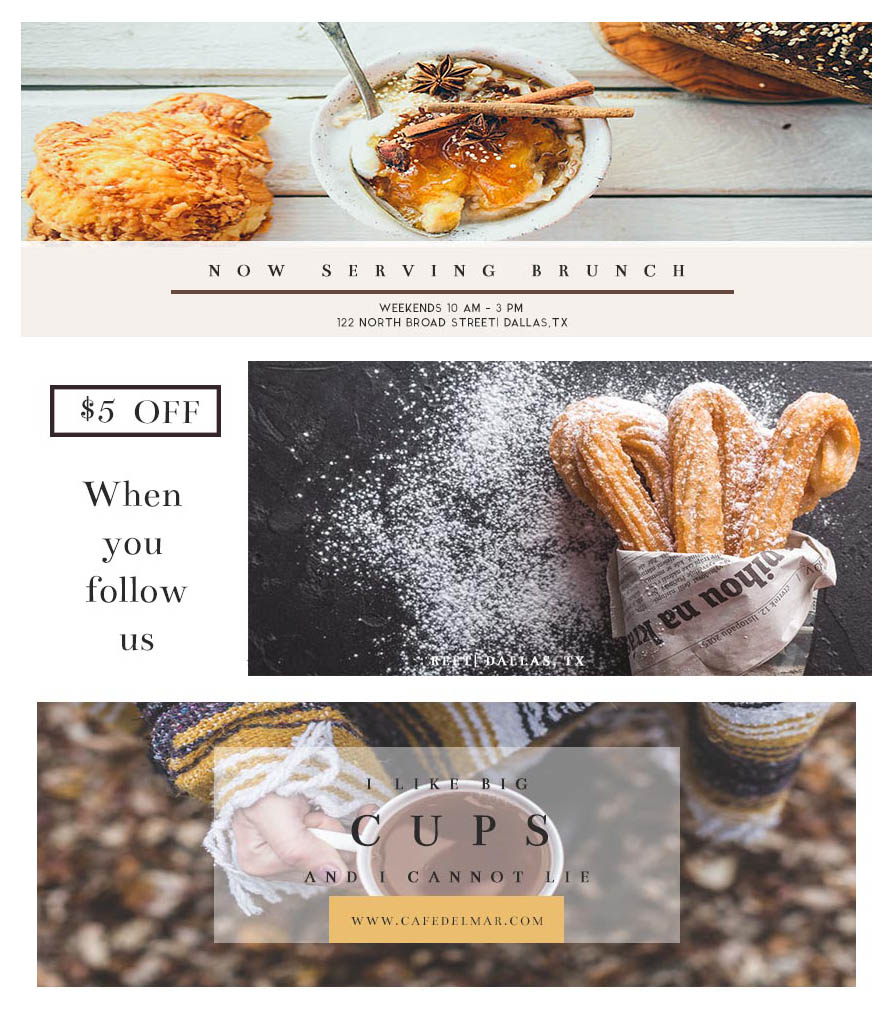 Facebook Ads/ Facebook Cover Templates/ Facebook Banners example image 5