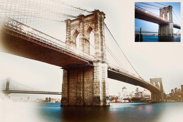 Mix Art Photoshop Action example image 4