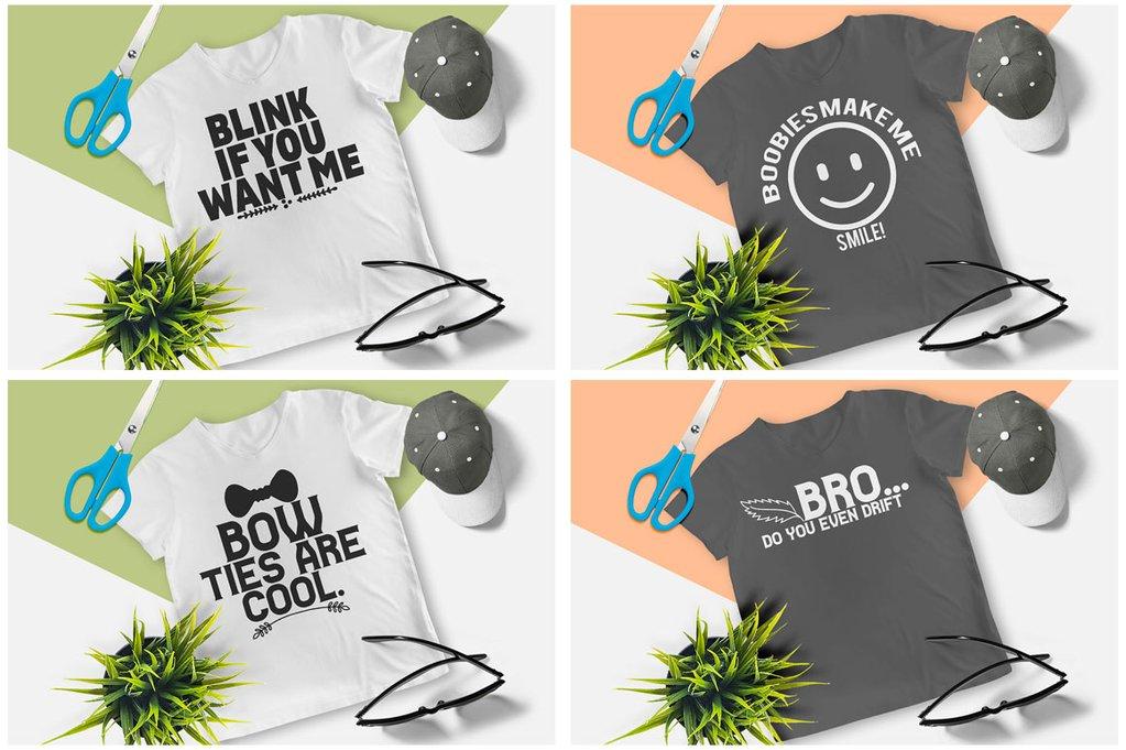 200 Printready Tshirt Design Mega Bundle example image 5