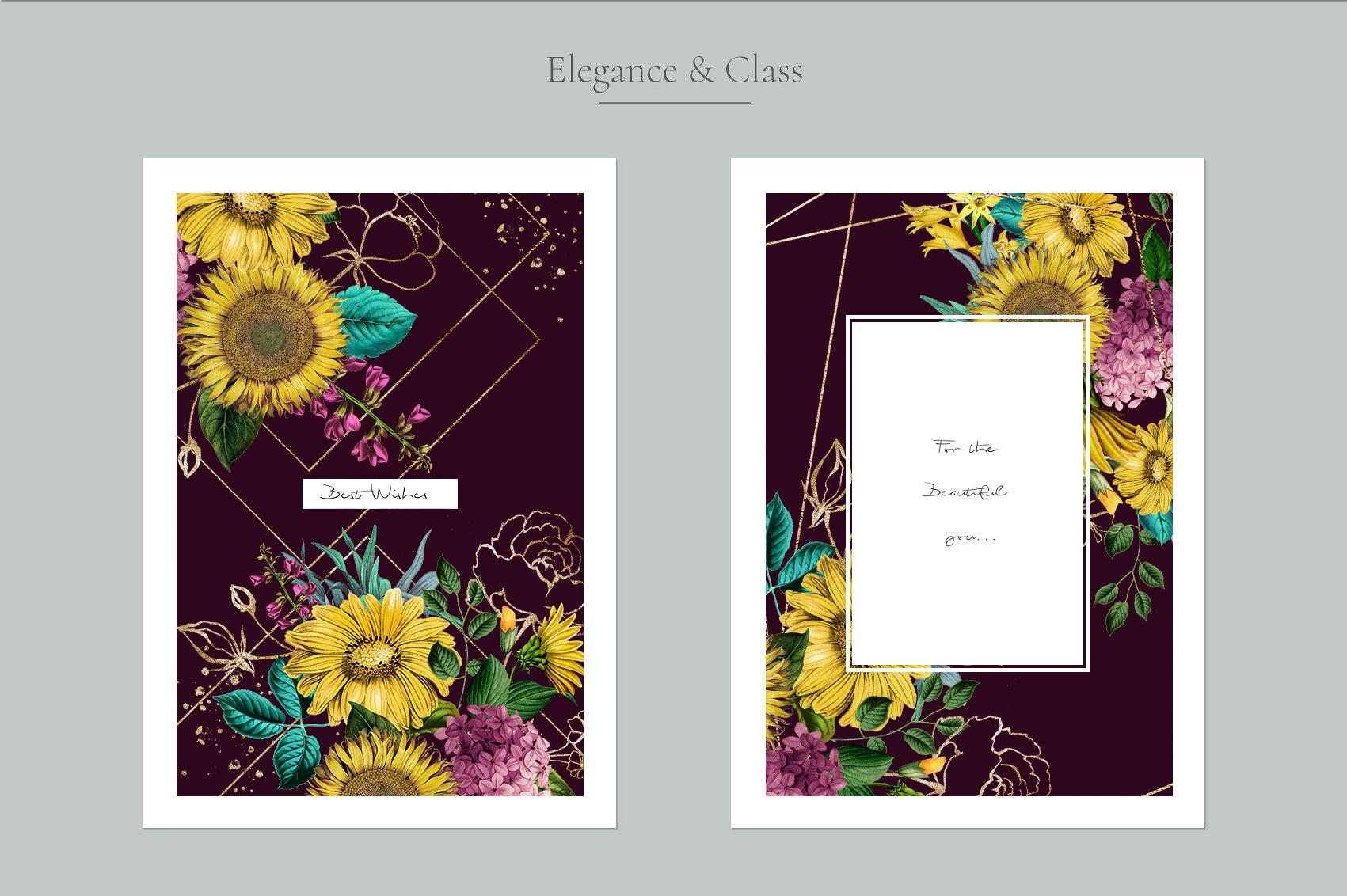 Sunflowers example image 9