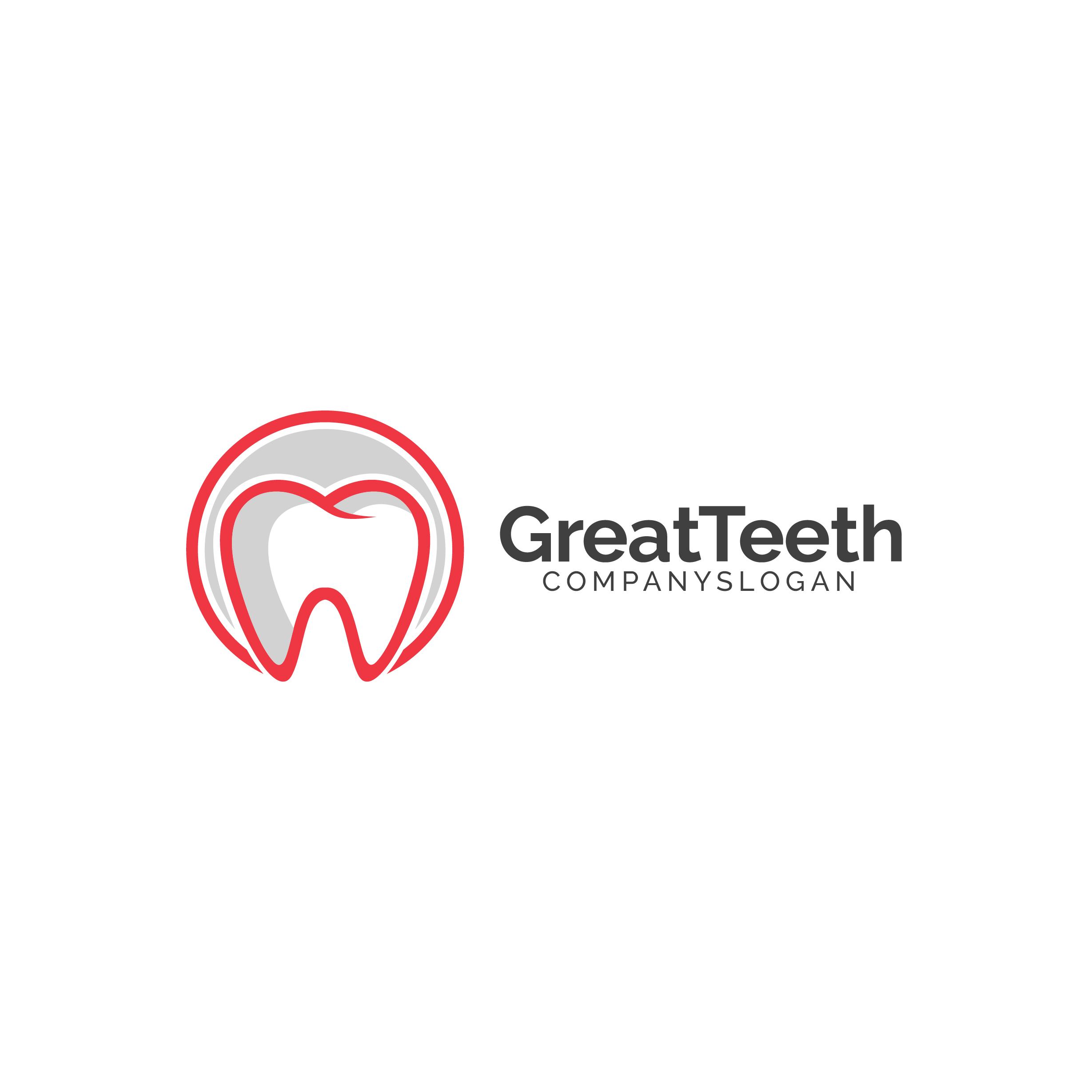 Great Teeth Dental Logo example image 7