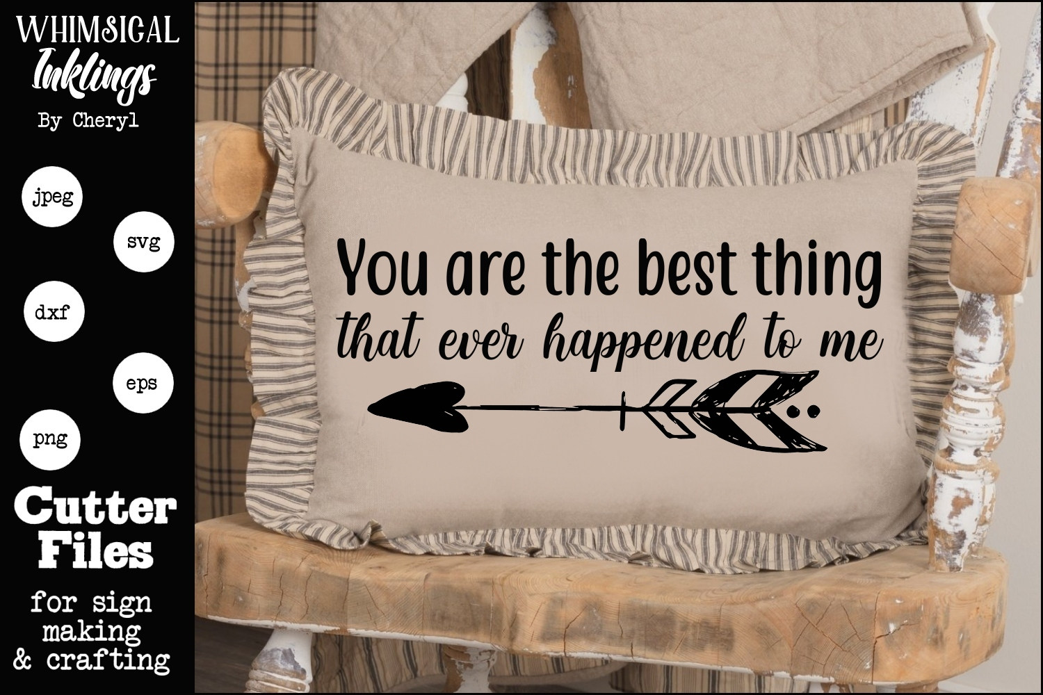 You Are The Best Thing SVG example image 1