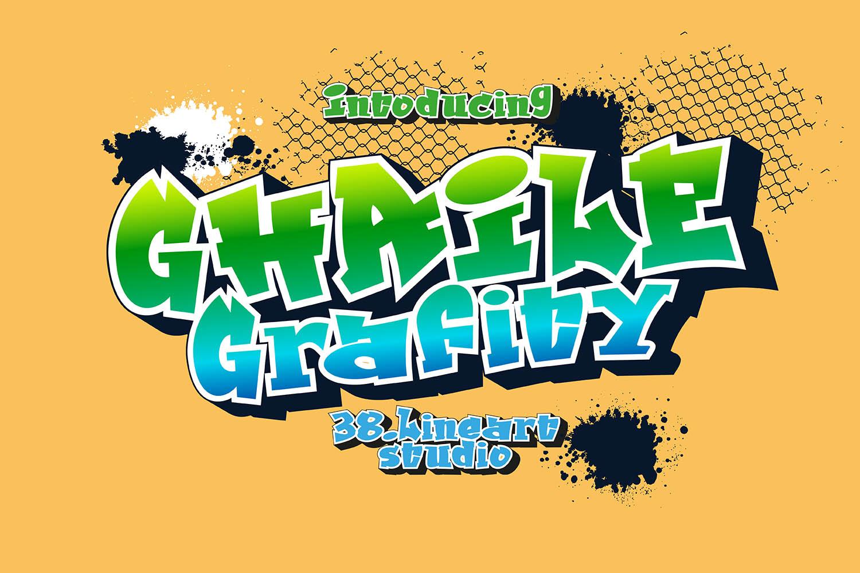 Ghaile Graffiti example image 1
