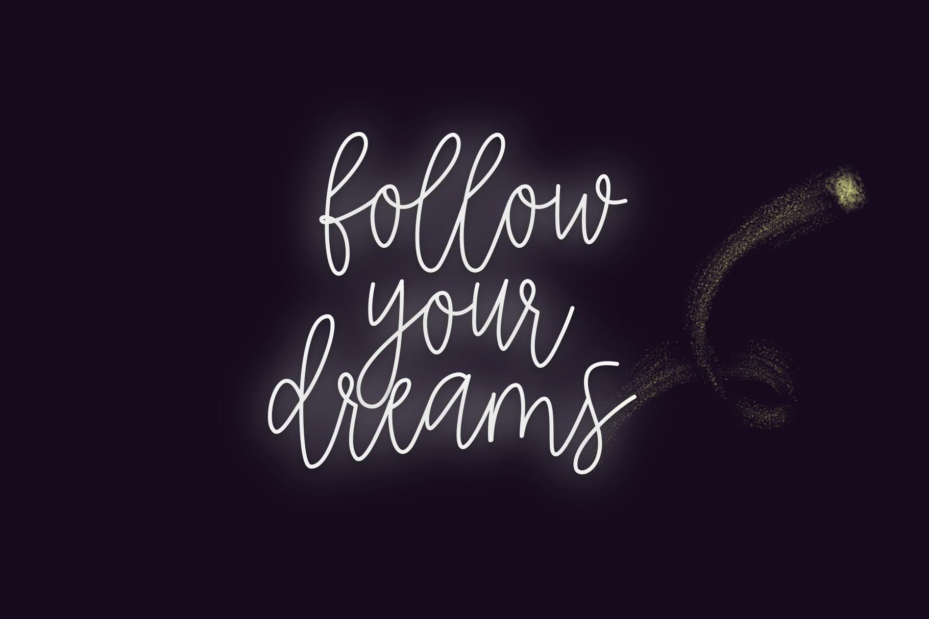 Fairytales - A Handwritten Script Font example image 6