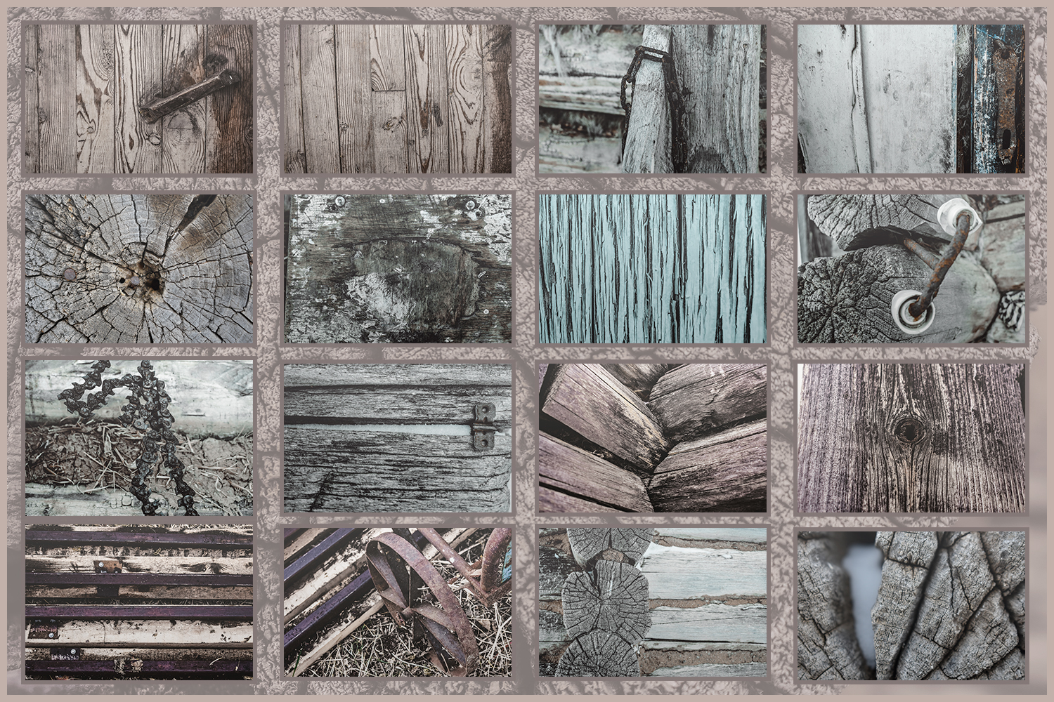 83 rustic woods photo textures pack overlays backgrounds example image 2