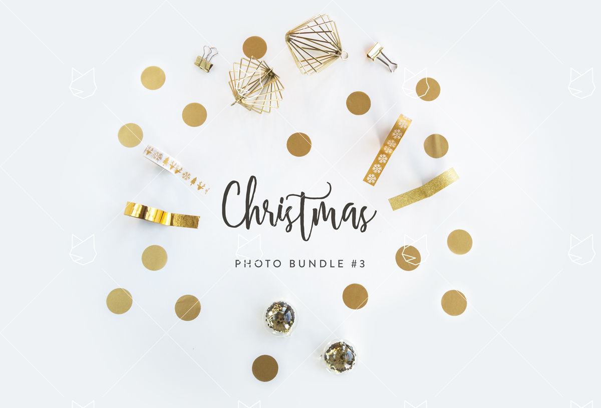 Christmas Photo Bundle #3 with FREE BONUS example image 8