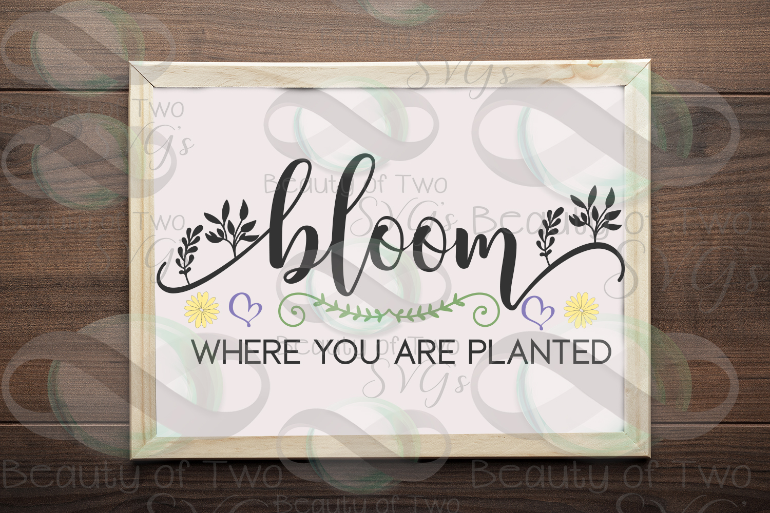 Bloom where you are planted svg, Spring svg, Gardener svg example image 1