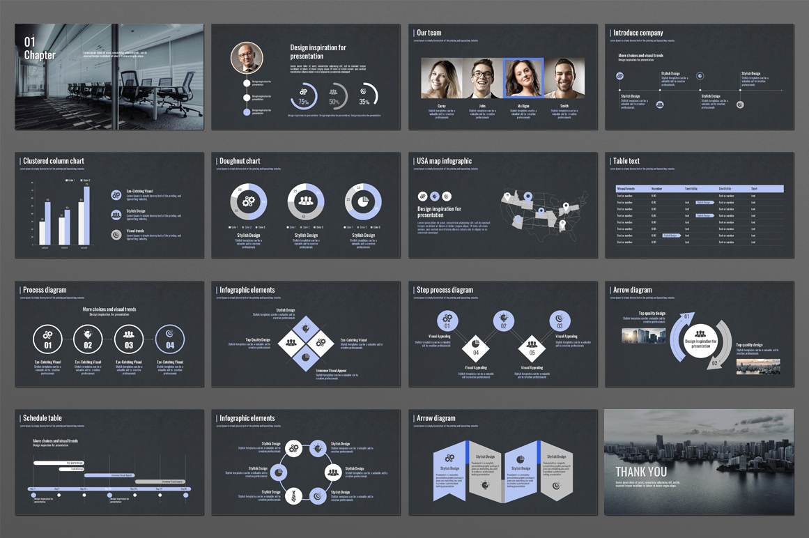 Business Plan Presentation example image 4