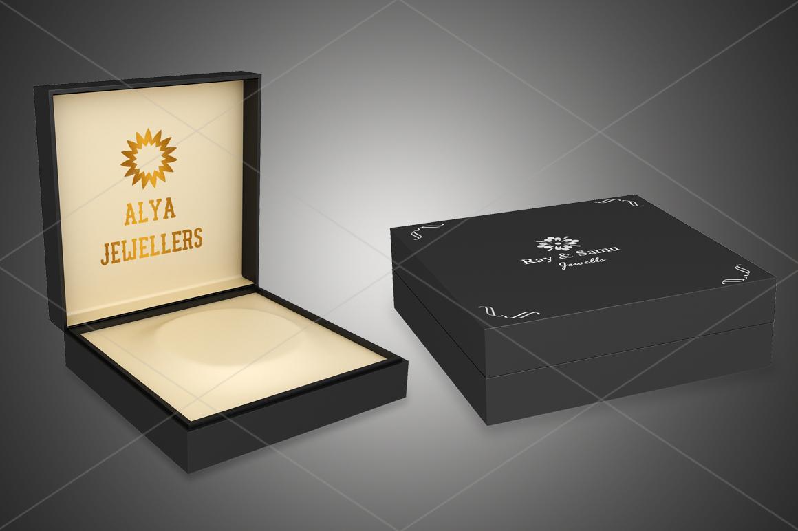 Jewelery Box Mockups Bundle example image 3