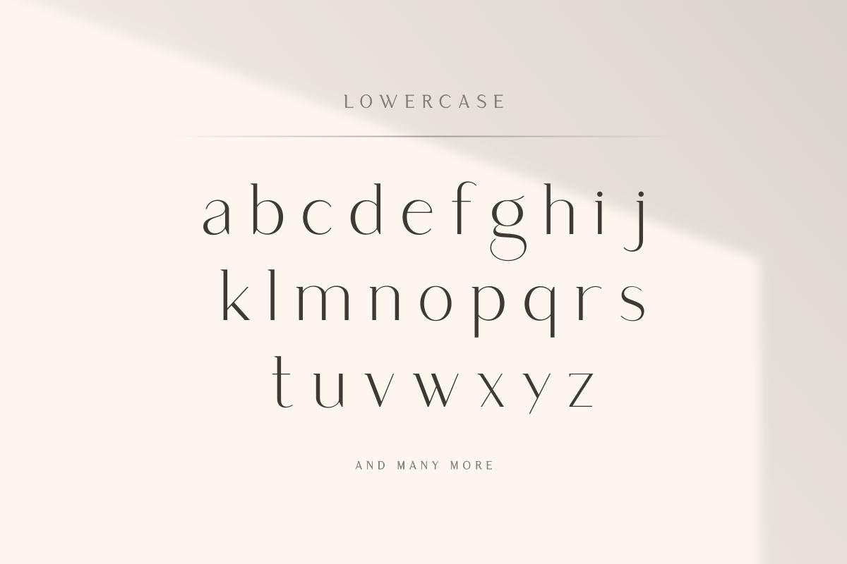 Saudagar Display Font & 7 Bonus Logo example image 13
