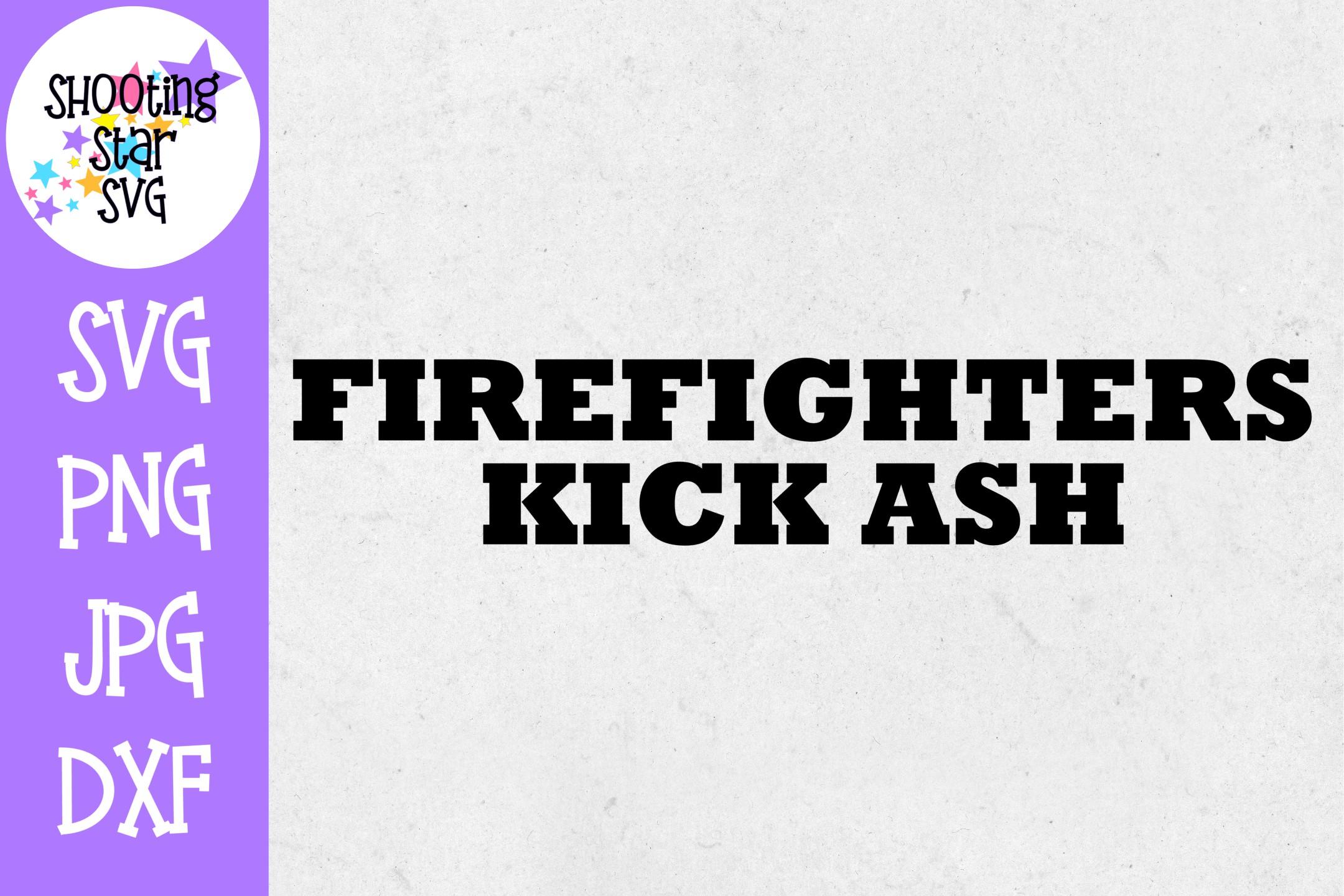 Firefighter Shirt SVG Bundle - Firefighter SVG - Fire SVG example image 5