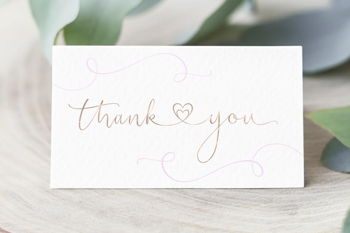 iHeart it wedding font example image 10