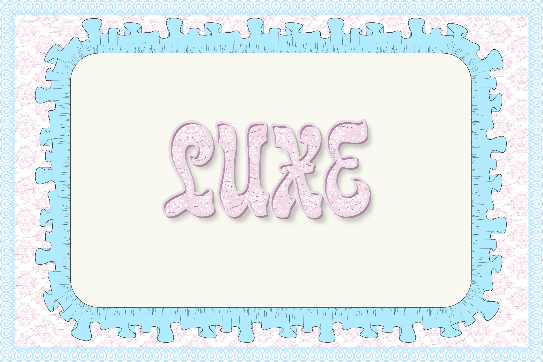 12 Shabby Chic Adobe Illustrator Graphic Styles example image 2