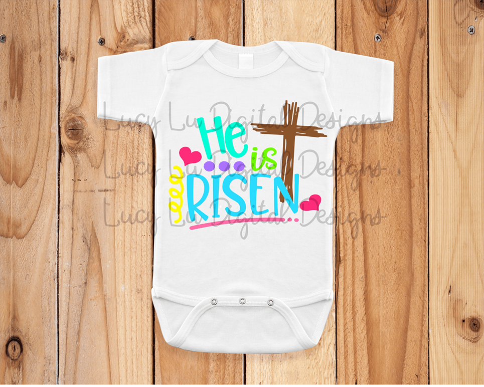He Is Risen example image 4