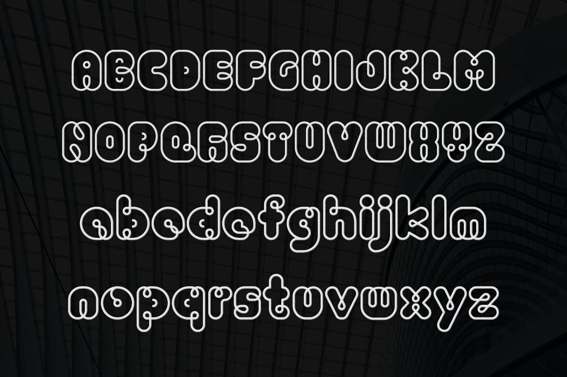 PIO Rounded TrueType example image 3