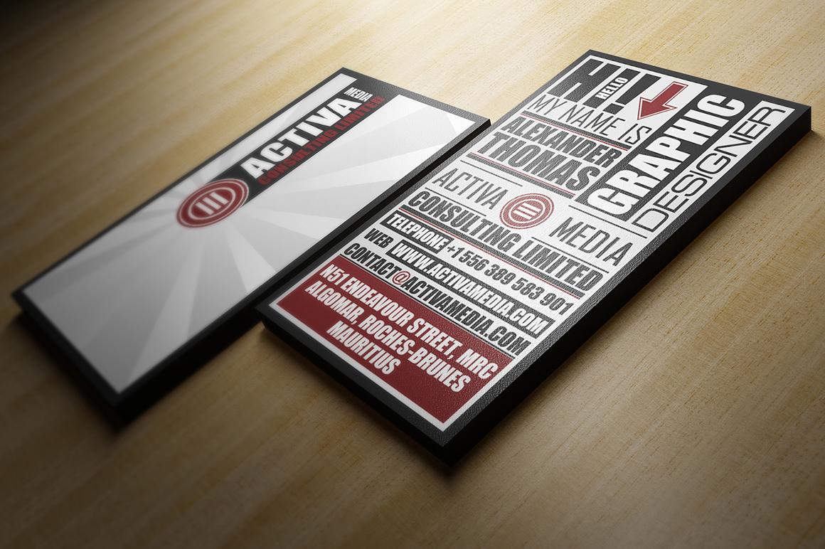 25 Business Cards Bundle - Vol 01 example image 10