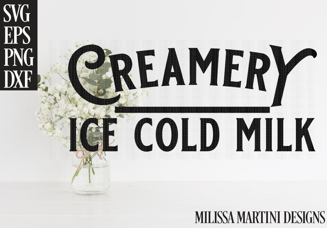 Creamery Ice Cold Milk example image 2