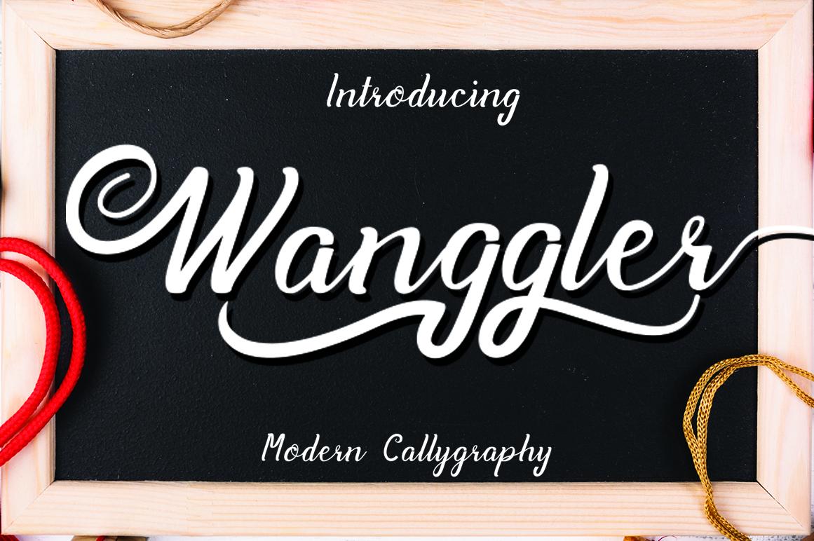 Wanggler example image 1