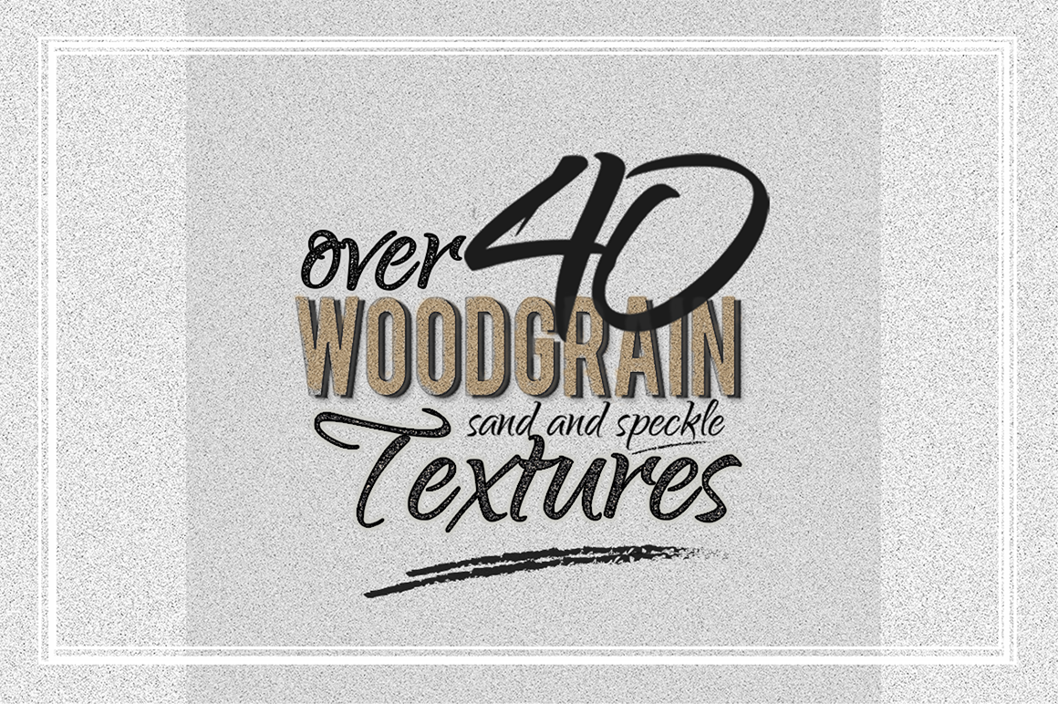 Over 40 sand/woodgrain Textures example image 1