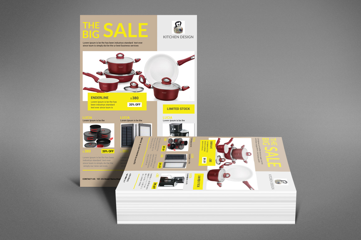 Product Sale Flyer example image 4