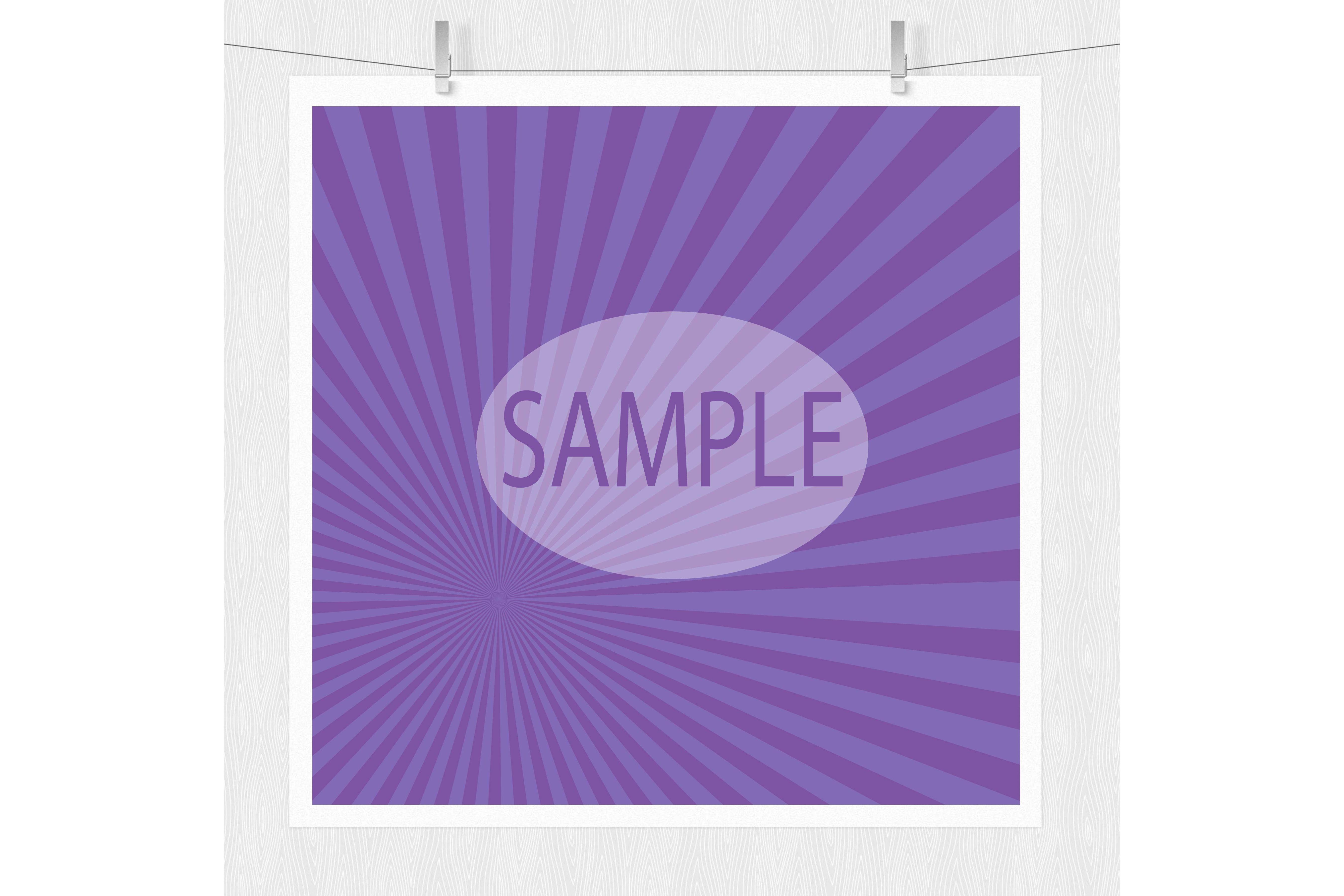 Purple Digital Paper example image 4