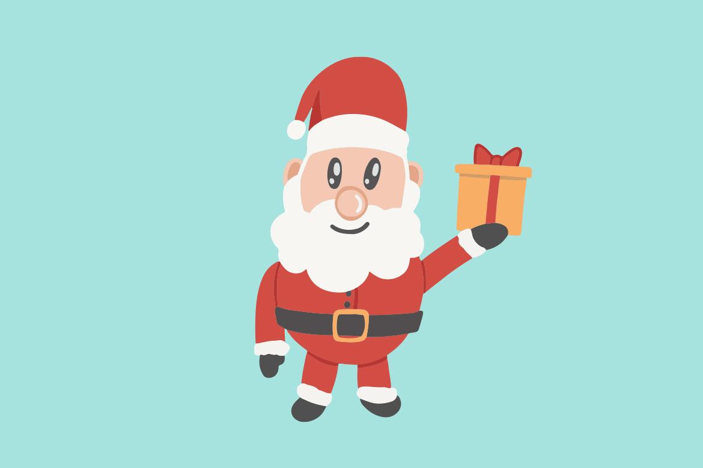 Santa Claus Design Pack example image 3