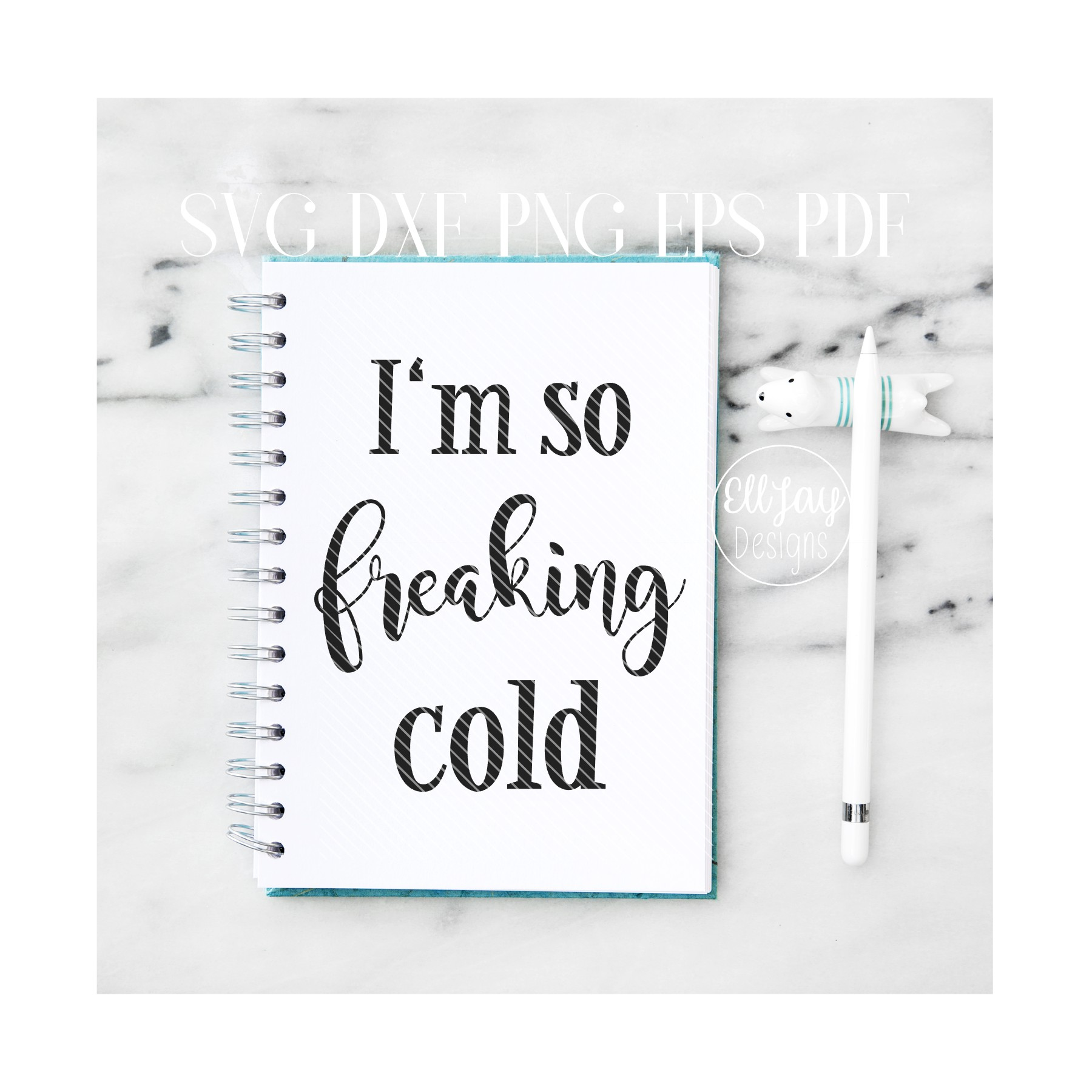 I'm so Freaking Cold example image 1