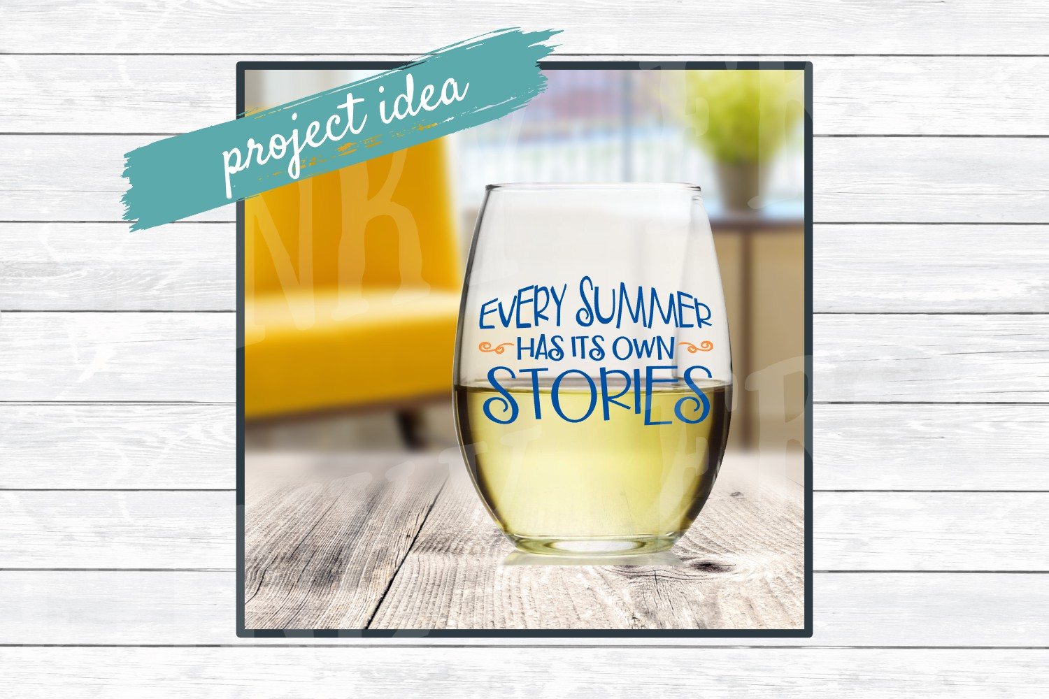 Every Summer Has Its Own Stories, SVG Cut File for Crafters example image 2