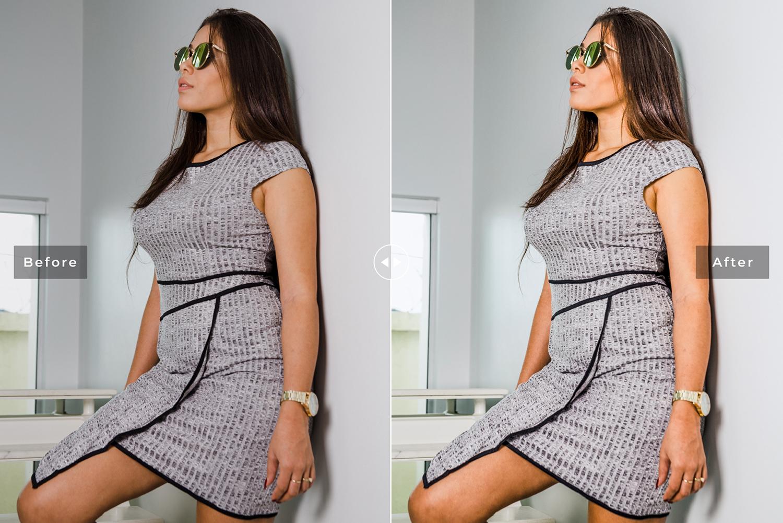 Elegant Mobile & Desktop Lightroom Presets example image 3