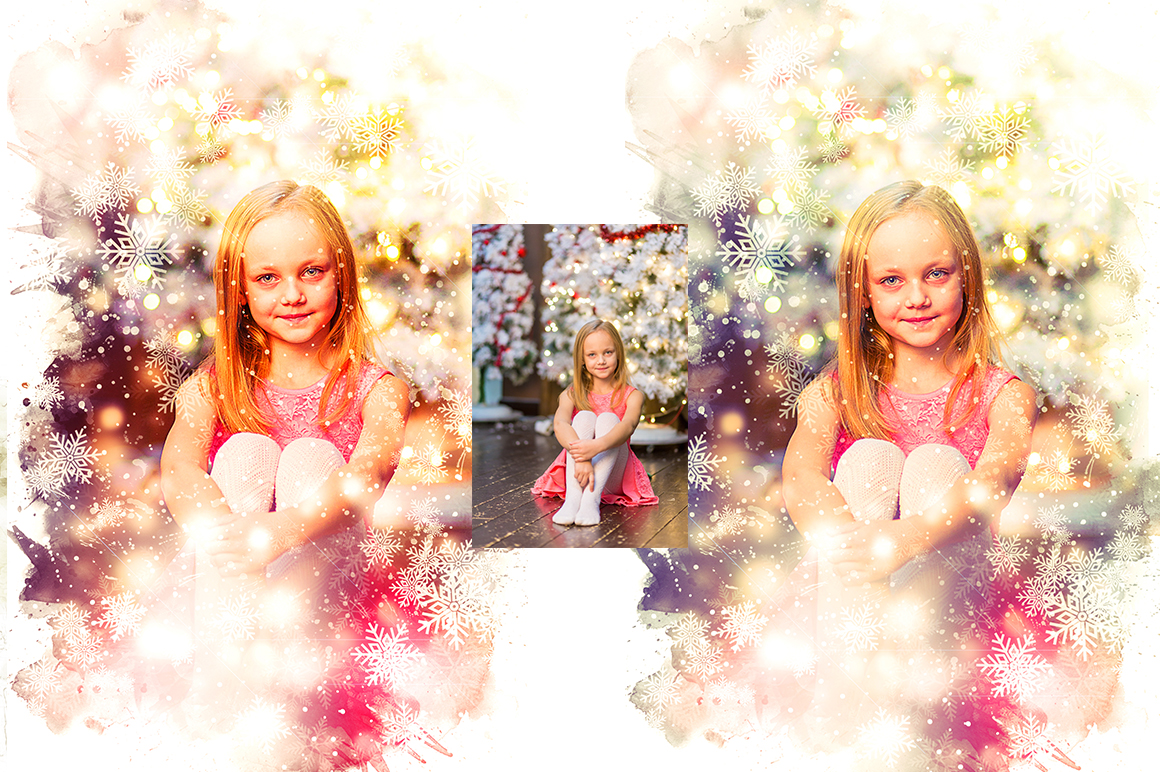 Christmas Photoshop Mock-ups example image 9