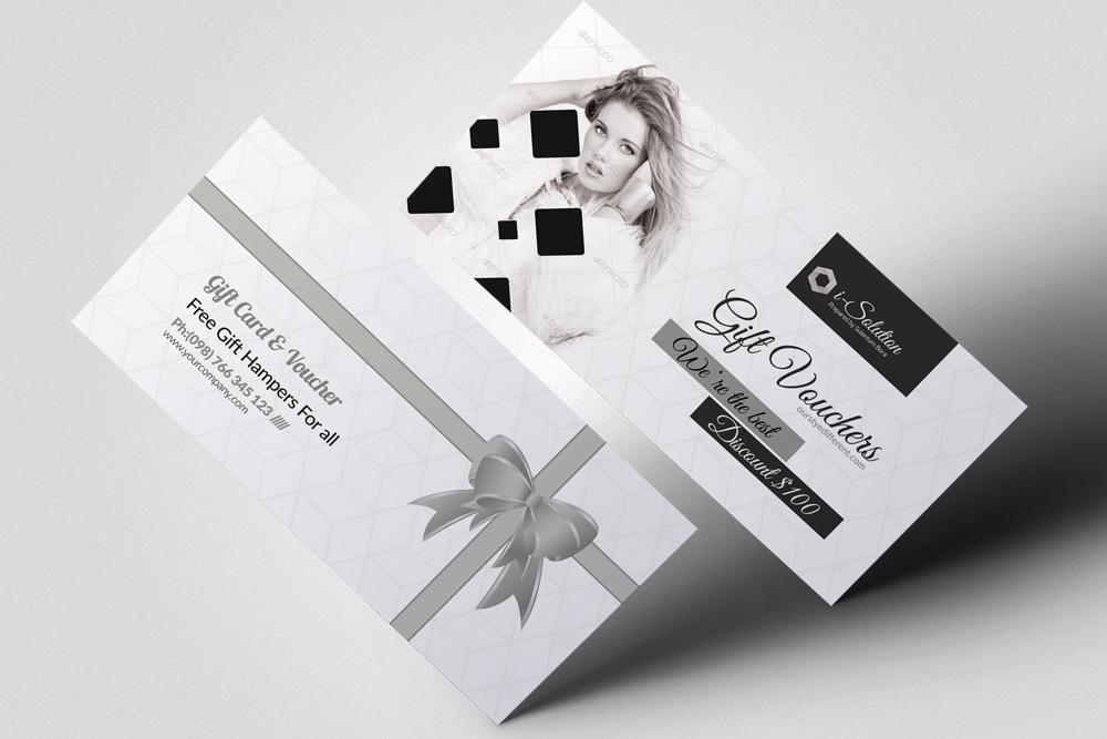 Fashion & style Gift Vouchers example image 1
