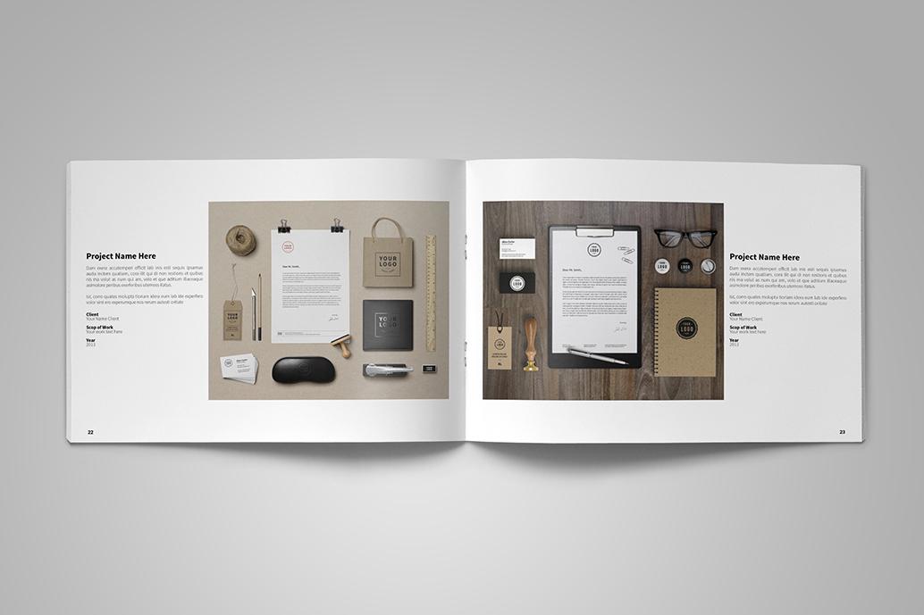 Graphic Designer/Photographer Portfolio example image 12