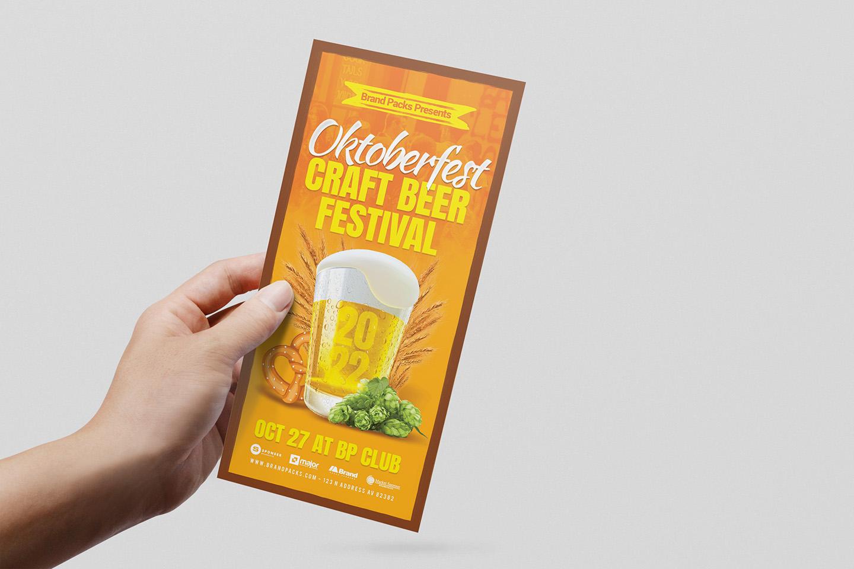 Oktoberfest Flyer example image 6