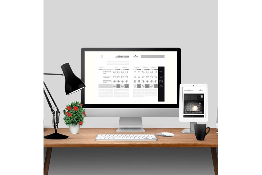 eShop Evaluation Digital Form Template example image 3