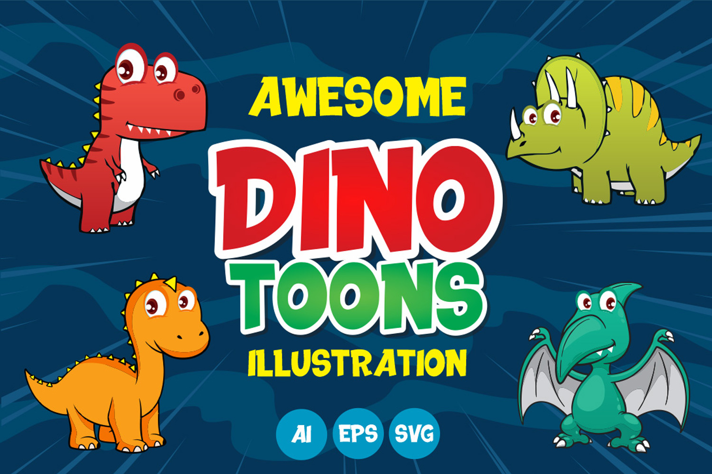 Dinotoons example image 5