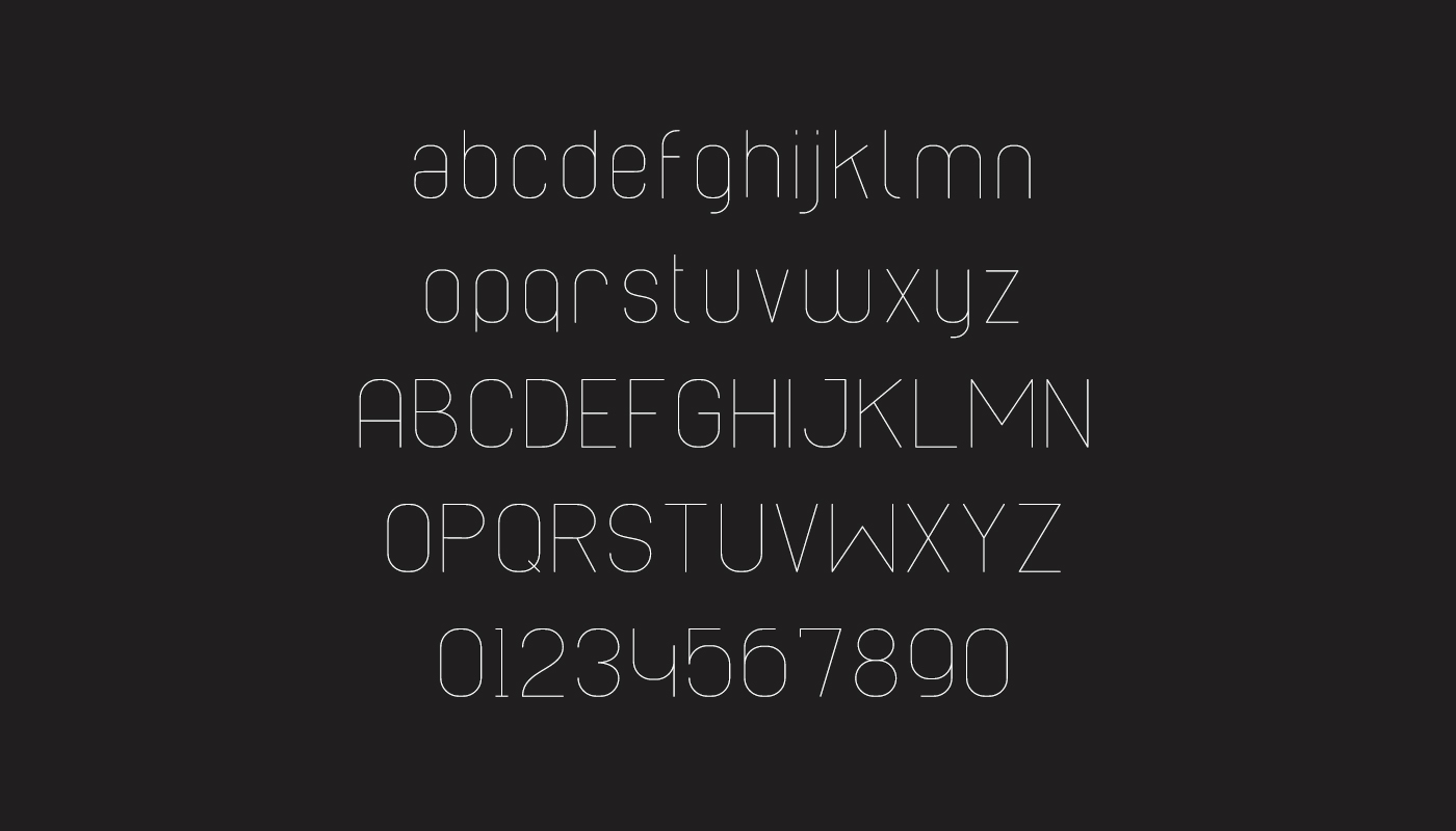 Cabo Rounded Font Family example image 4